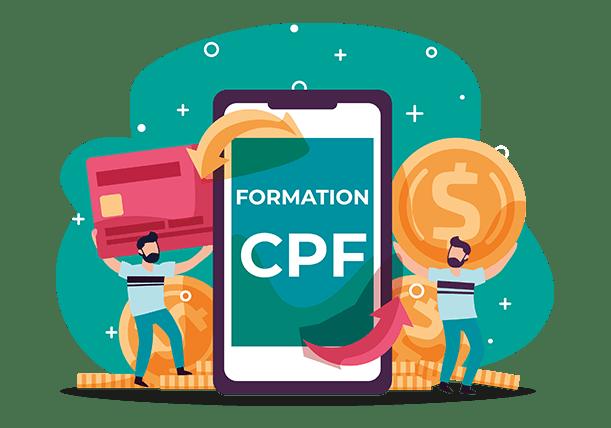 Paiement et remboursement d'une formation via CPF